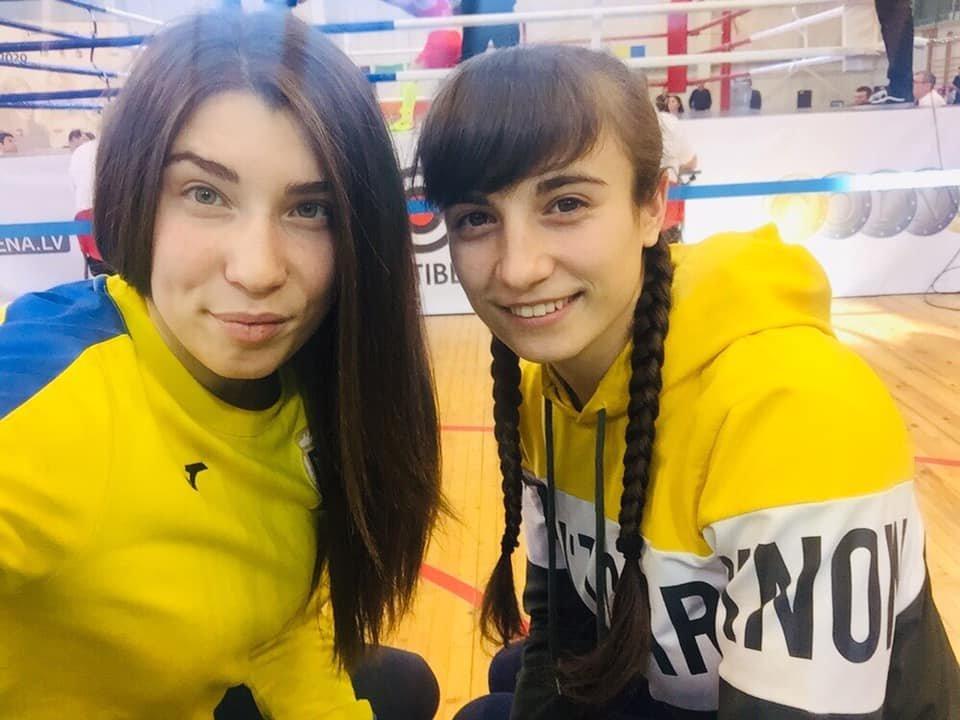 Уроженки Черниговщины достойно выступили на международном турнире по боксу, фото-1