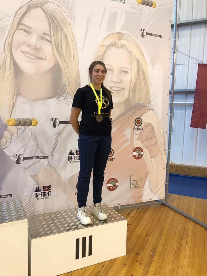 Уроженки Черниговщины достойно выступили на международном турнире по боксу, фото-3