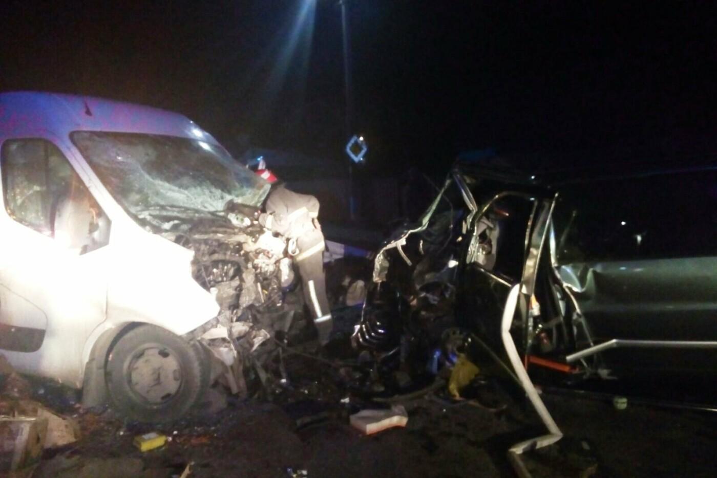 Лобовое столкновение, авто вдребезги и смерть водителя: ДТП на Черниговщине, фото-2