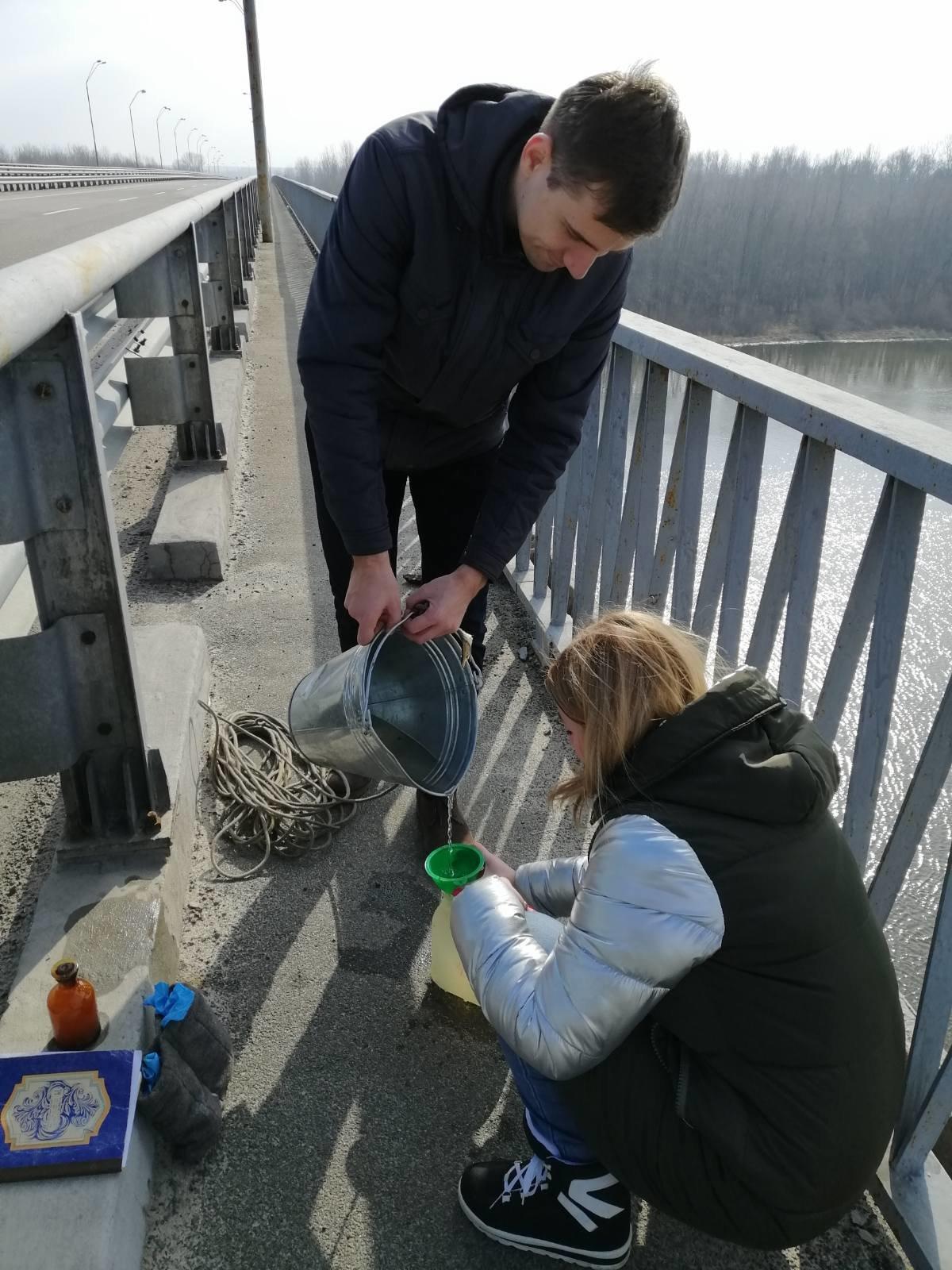 Десна в норме, Стрижень - нет: екологи исследовали реки Чернигова, фото-1