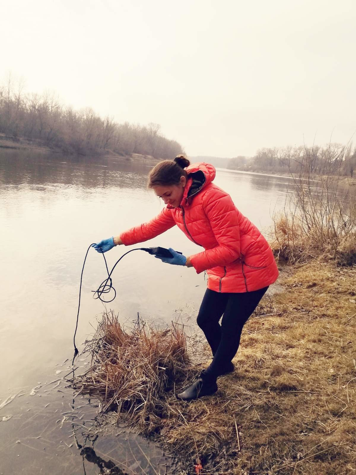Десна в норме, Стрижень - нет: екологи исследовали реки Чернигова, фото-2
