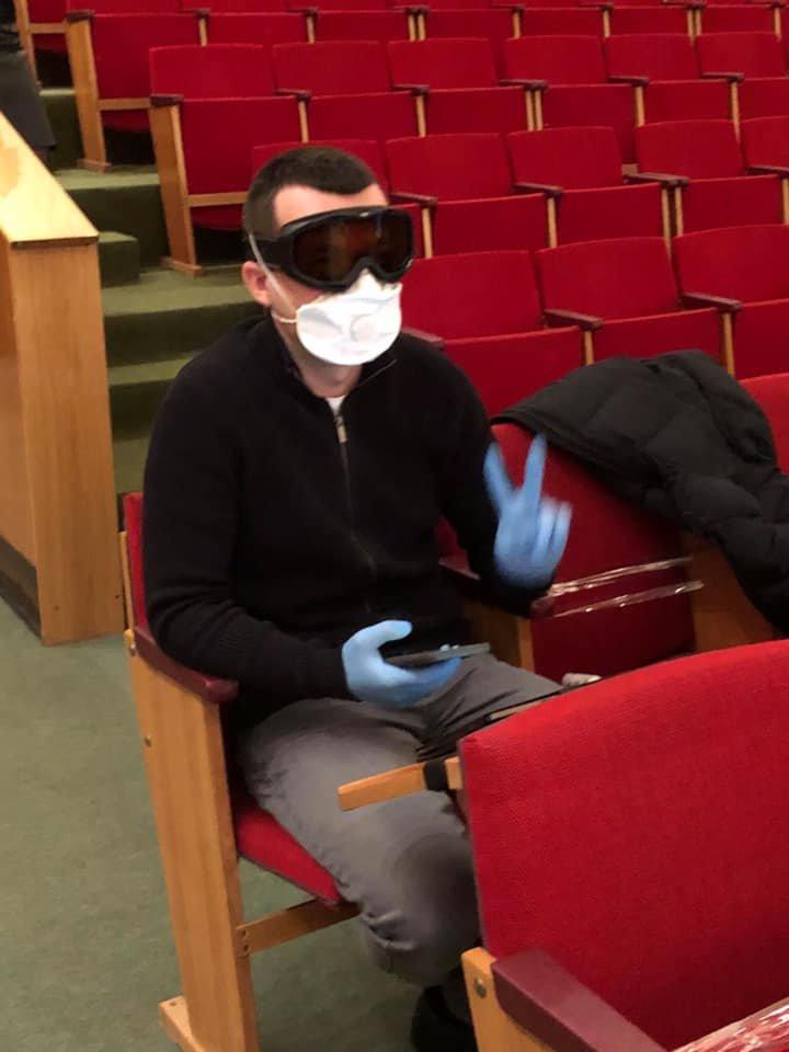 Чернігівська облрада на закритій сесії виділила більше 100 млн грн на боротьбу з коронавірусом, фото-2