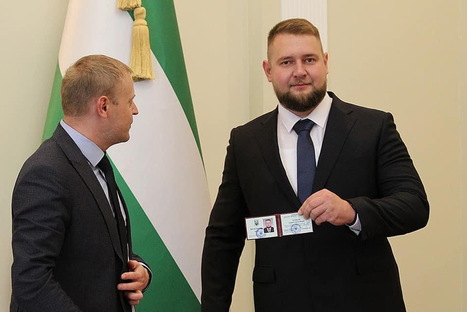 Департамент сім'ї, молоді та спорту Чернігівської ОДА очолив учасник АТО, фото-1