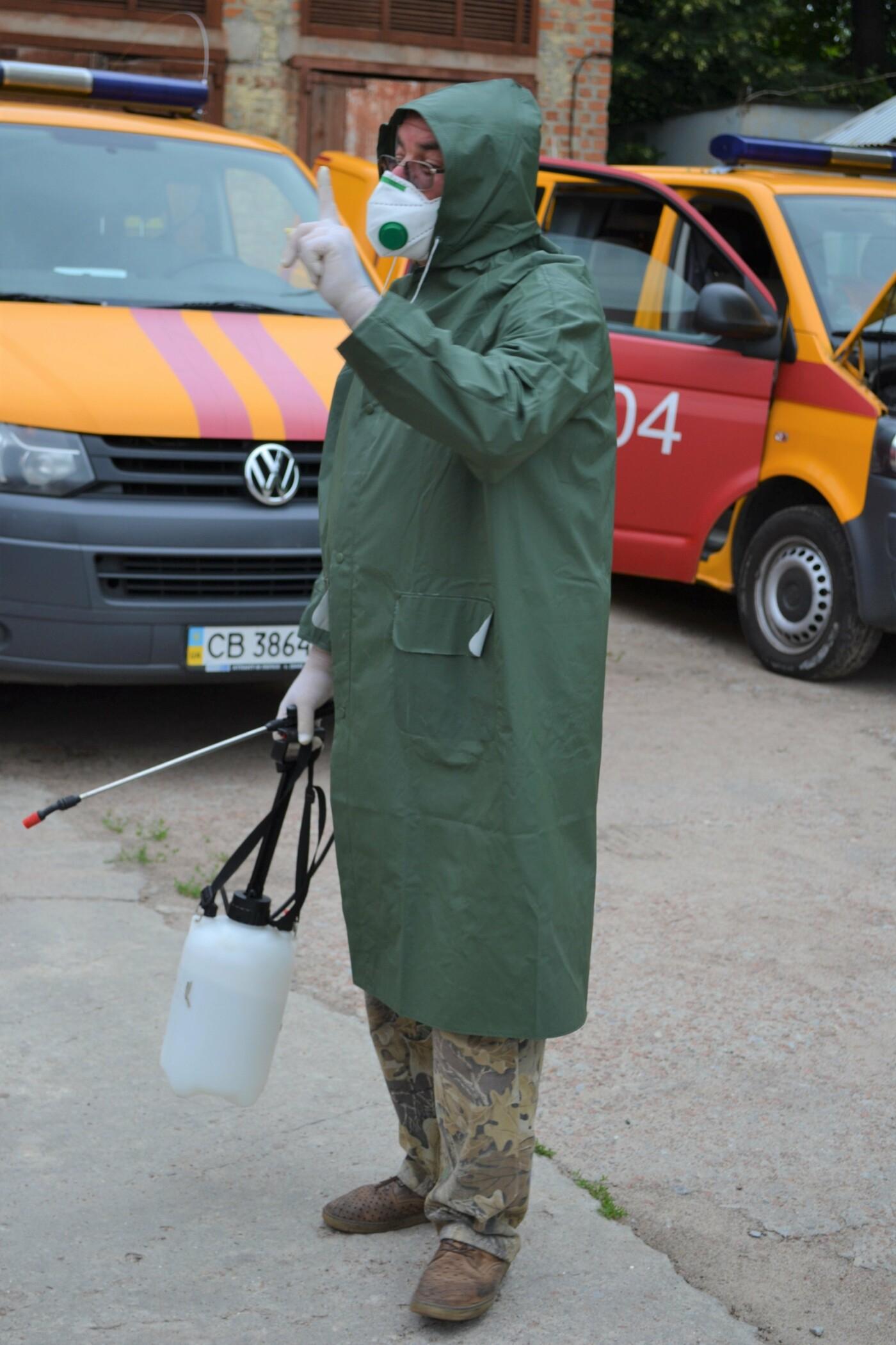 """Пів року роботи аварійно-диспетчерської служби """"Чернігівгазу"""" = 7 000 заявок, фото-1"""