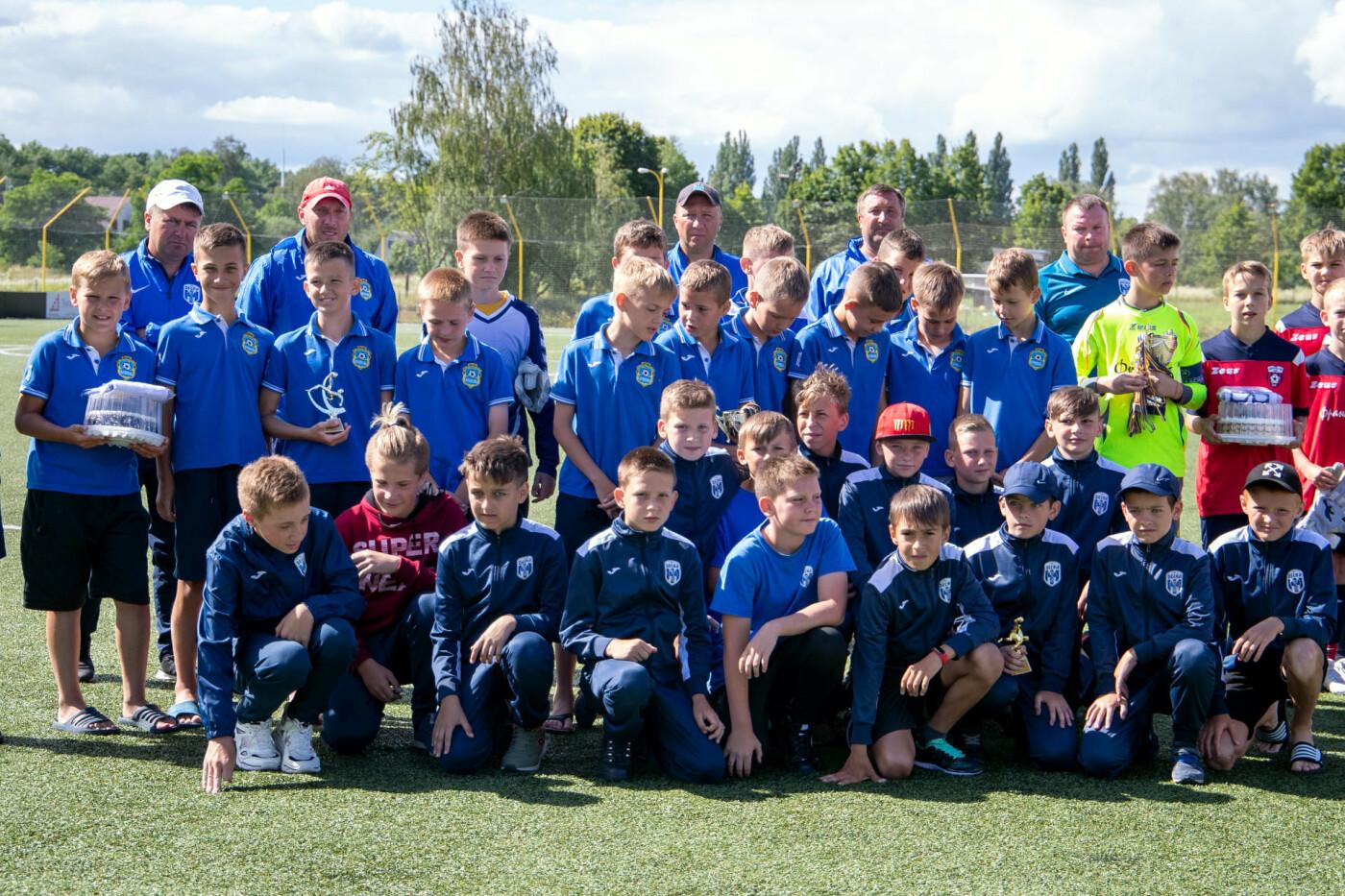 Чернігів прийняв у себе відкритий турнір з футболу: місцеві юнаки поза п'єдесталом, фото-4