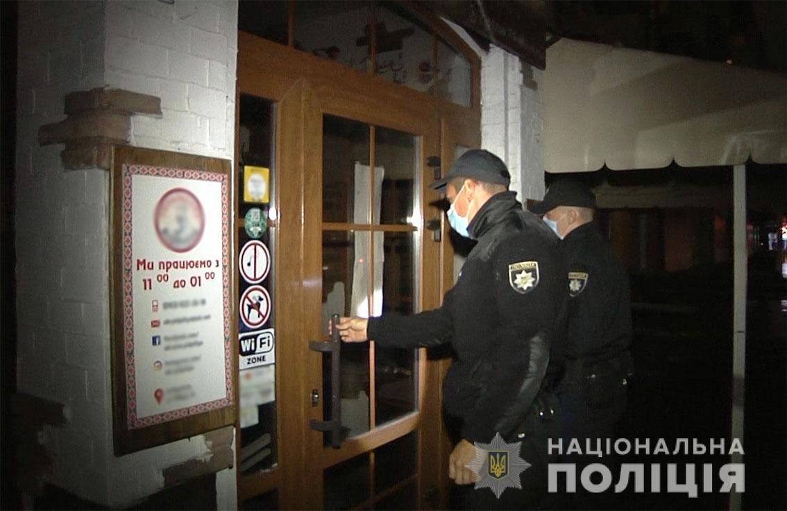 Один з пабів Чернігова працював вночі попри заборону: власнику загрожує штраф, фото-6