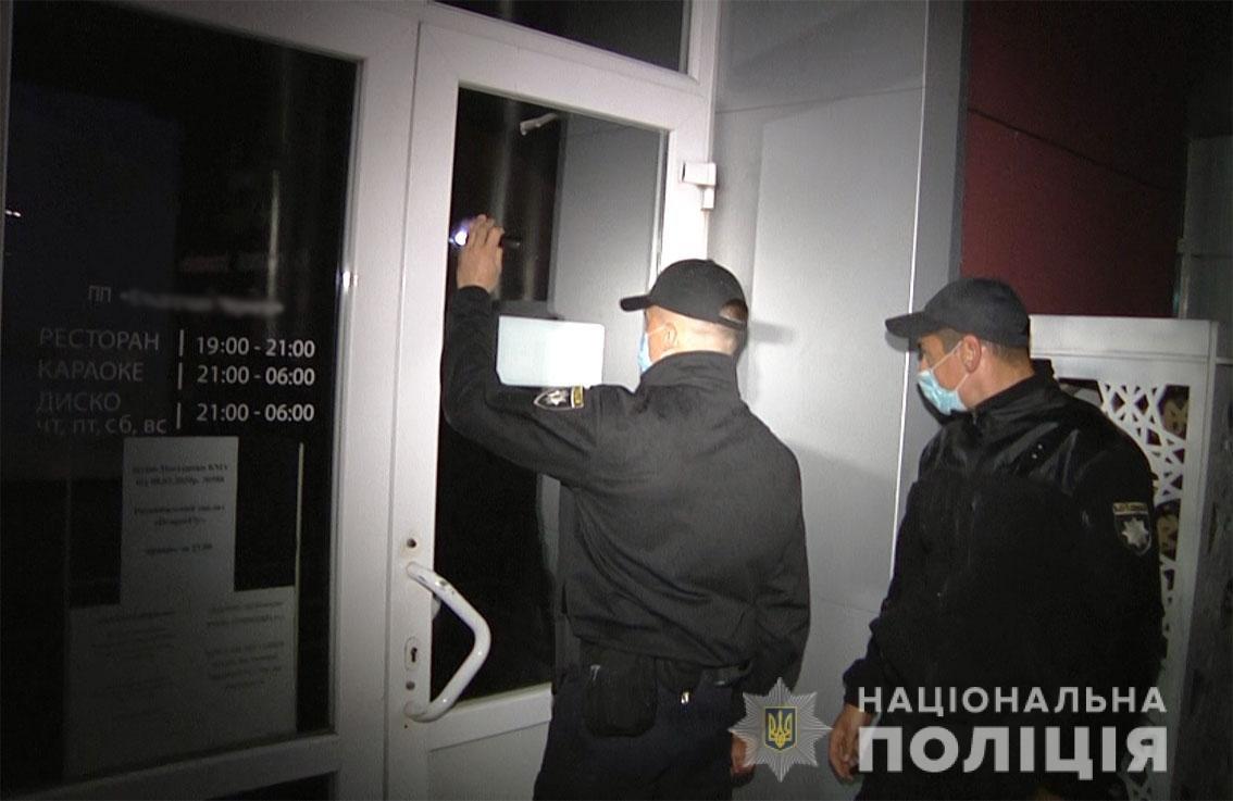 Один з пабів Чернігова працював вночі попри заборону: власнику загрожує штраф, фото-2