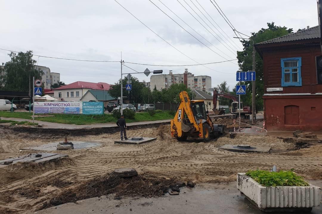 У Чернігові відкрили проїзд на перехресті вулиць Гончої та Київської: незабаром відкриття ще одного, фото-3