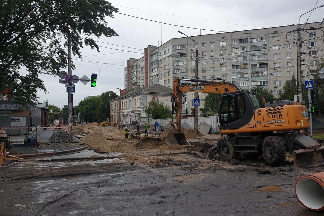 У Чернігові відкрили проїзд на перехресті вулиць Гончої та Київської: незабаром відкриття ще одного, фото-2