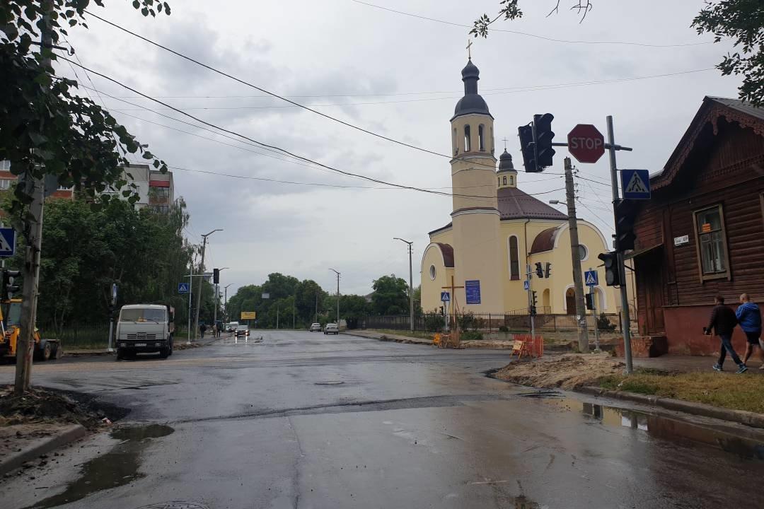У Чернігові відкрили проїзд на перехресті вулиць Гончої та Київської: незабаром відкриття ще одного, фото-1