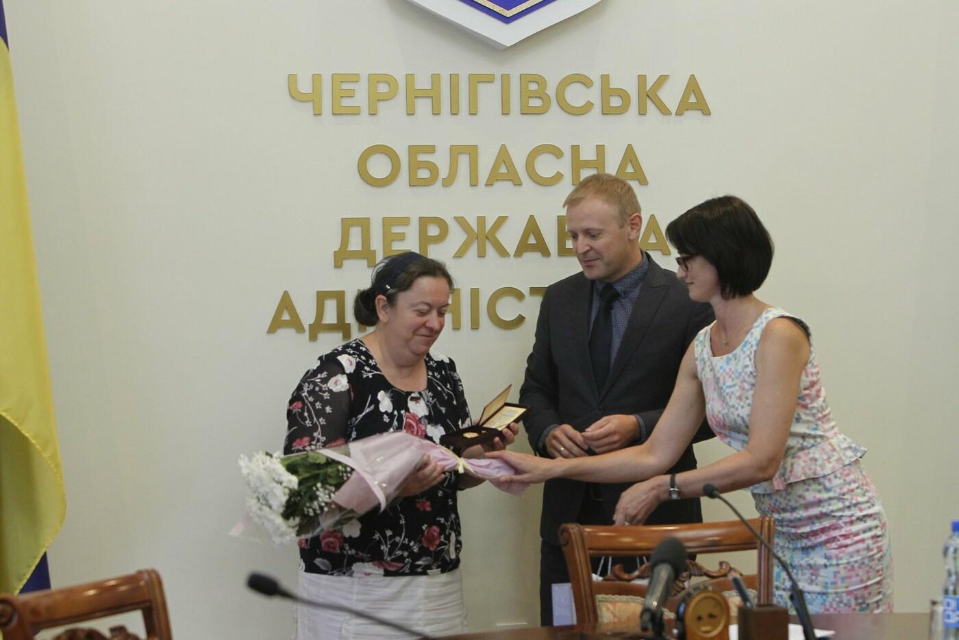 """13 жінкам з Чернігівщини присвоїли почесне звання """"Мати-Героїня"""", фото-8"""
