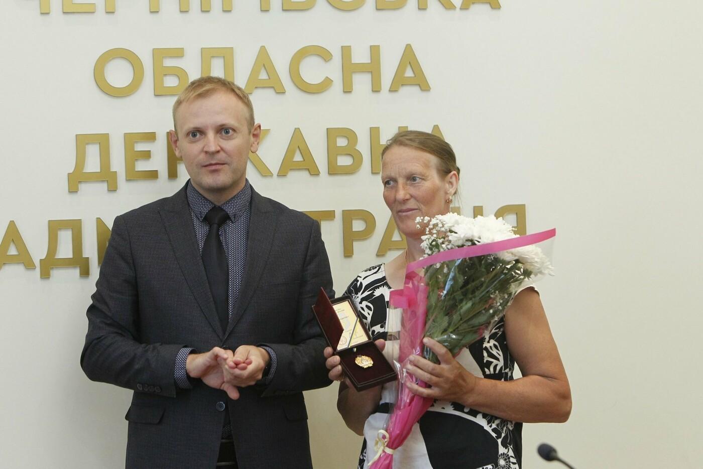 """13 жінкам з Чернігівщини присвоїли почесне звання """"Мати-Героїня"""", фото-6"""