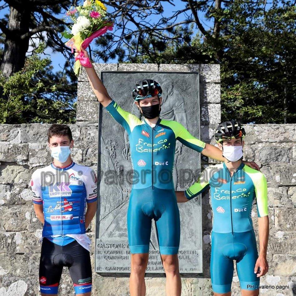 Чернігівець переміг на змаганнях з велоспорту в Італії, фото-1