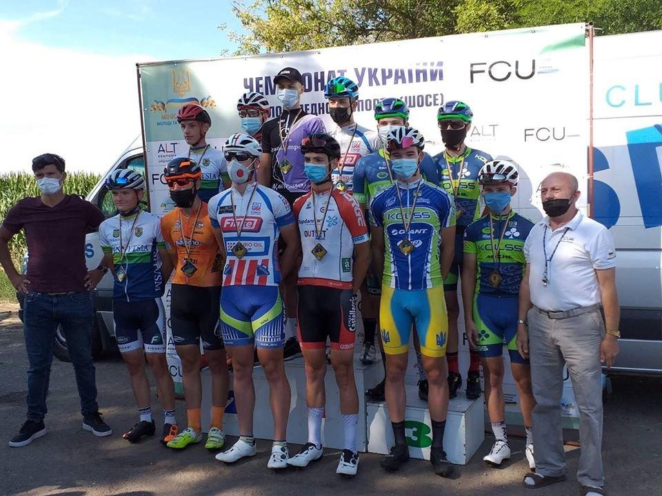 Чернігівець став чемпіоном України з велоспорту та виконав норматив Майстра спорту України, фото-1