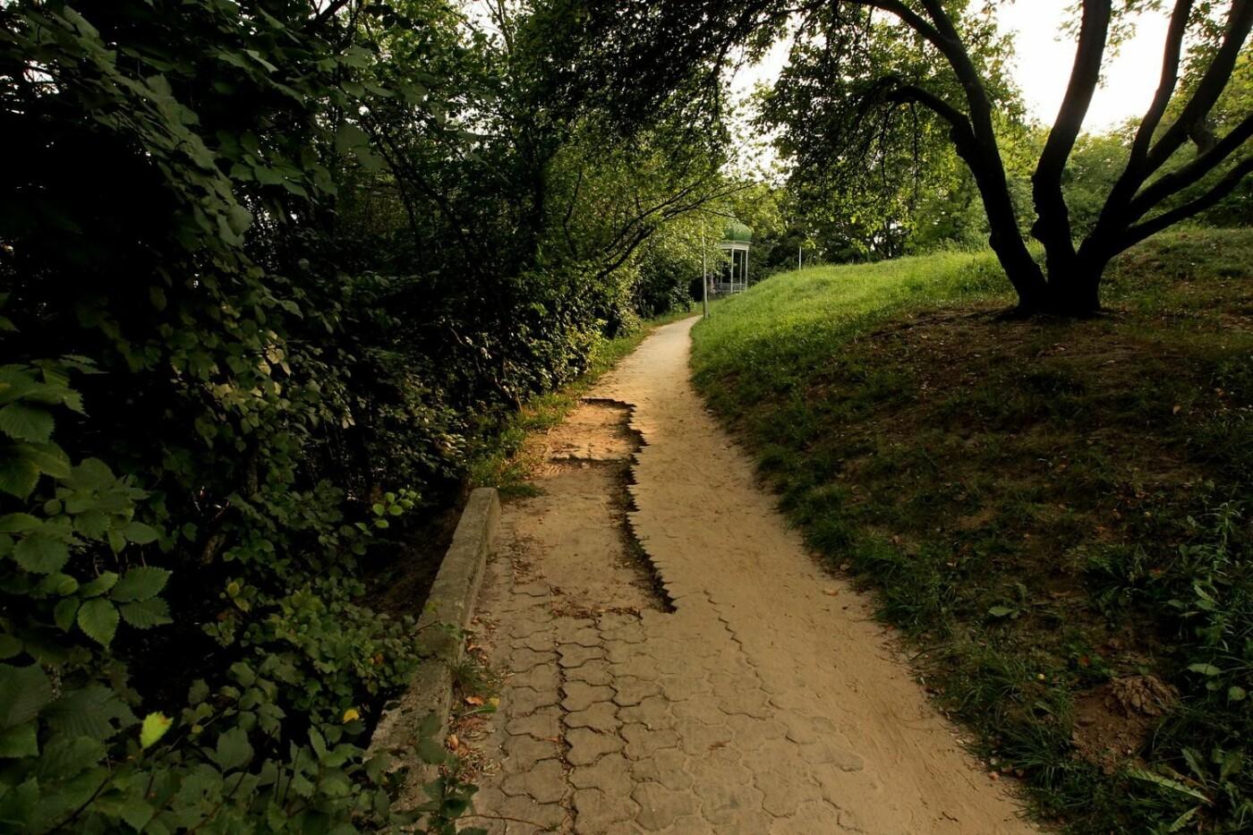 """""""Туристи залишають купу негативних відгуків"""": чернігівці пропонують реконструювати парк на Болдиній горі, фото-5"""