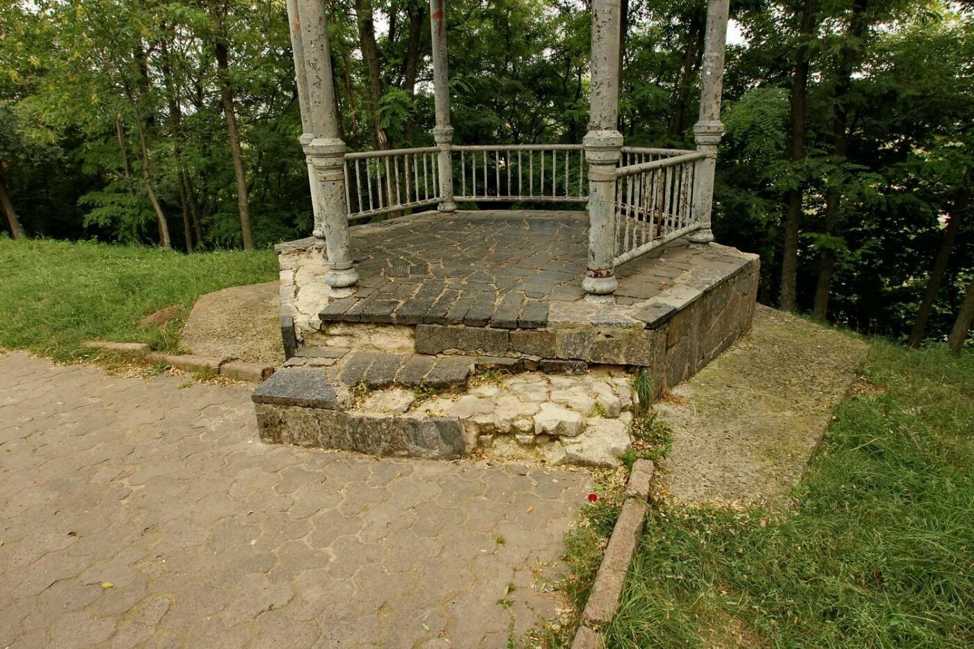 """""""Туристи залишають купу негативних відгуків"""": чернігівці пропонують реконструювати парк на Болдиній горі, фото-8"""