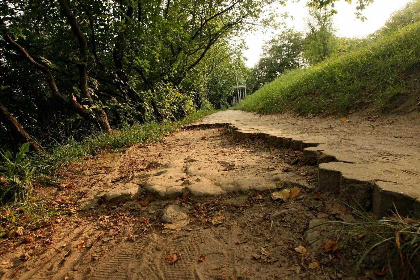 """""""Туристи залишають купу негативних відгуків"""": чернігівці пропонують реконструювати парк на Болдиній горі, фото-7"""