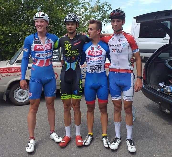 Чернігівець став срібним призером чемпіонату України з велоспорту, фото-1