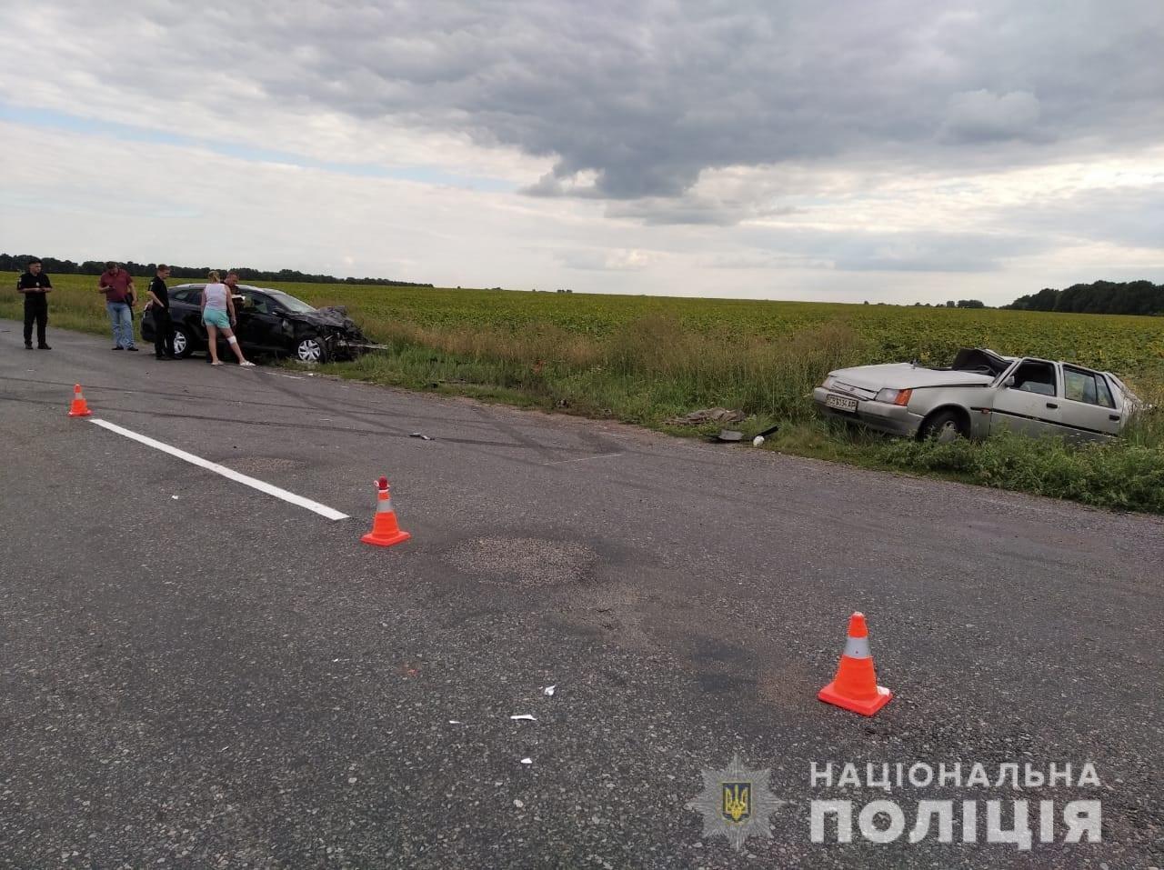 Чернігівка разом зі своєю донькою загинула у ДТП на Сумщині: батька госпіталізували, фото-1