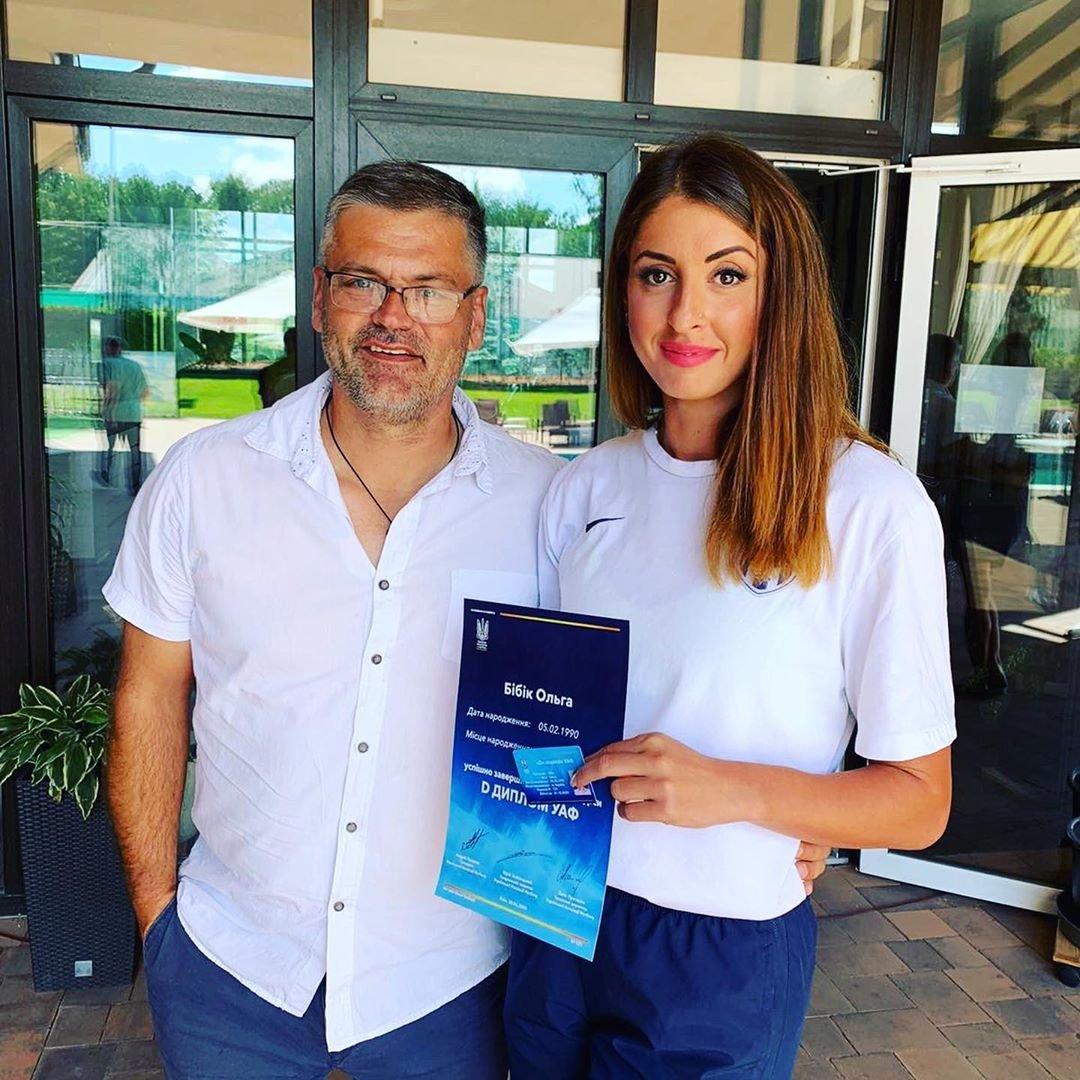 Олімпійська легкоатлетка з Чернігова стала футбольним тренером, фото-1