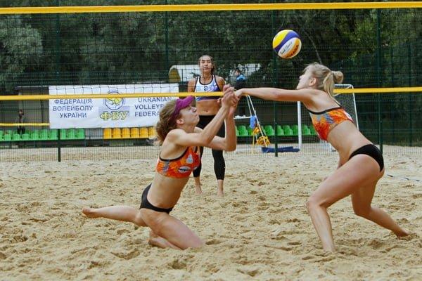 Чернігів вперше в історії прийняв фінальний тур чемпіонату України з пляжного волейболу, фото-2