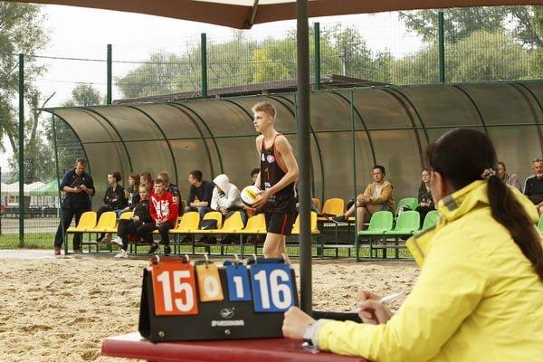 Чернігів вперше в історії прийняв фінальний тур чемпіонату України з пляжного волейболу, фото-1