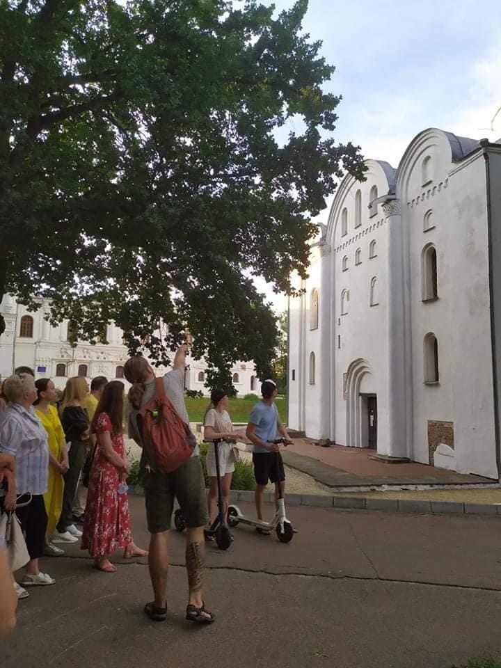 Чернігів дочекався туристів? , фото-1