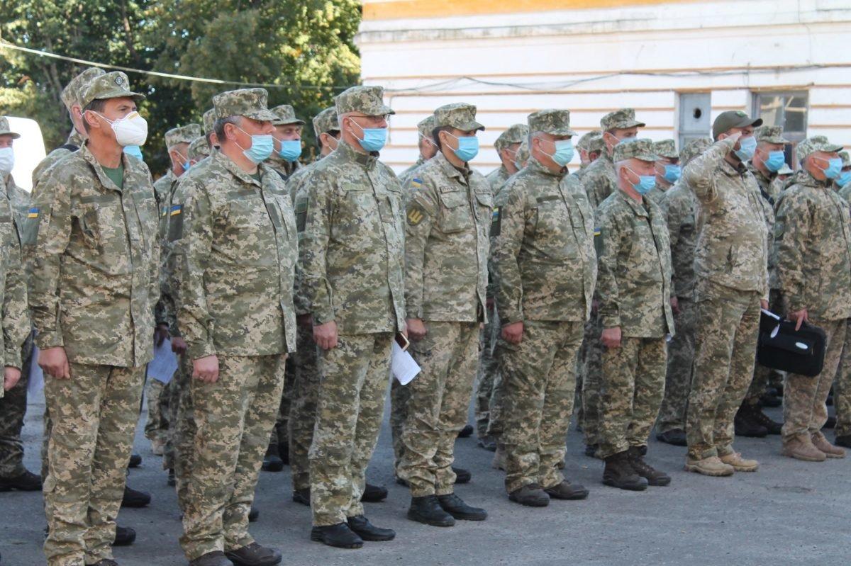 На Чернігівщині проходять військові збори територіальної оборони, фото-2