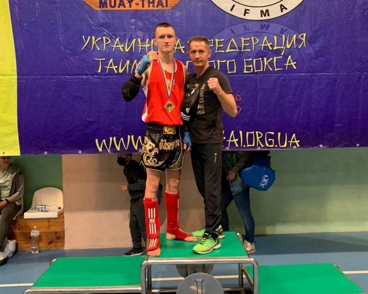 Чернігівець став чемпіоном України з таїландського боксу Муей Тай, фото-2