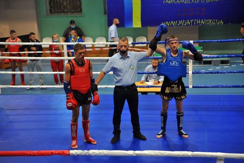 Чернігівець став чемпіоном України з таїландського боксу Муей Тай, фото-1