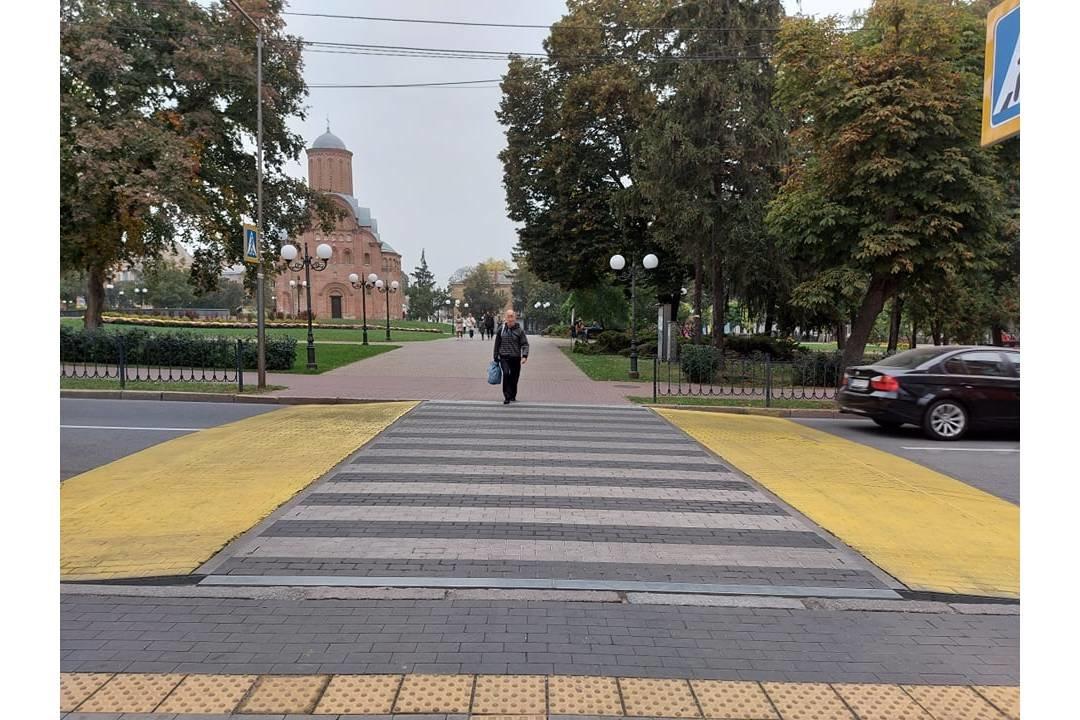Більше десяти підвищених переходів обіцяють побудувати в Чернігові, фото-2