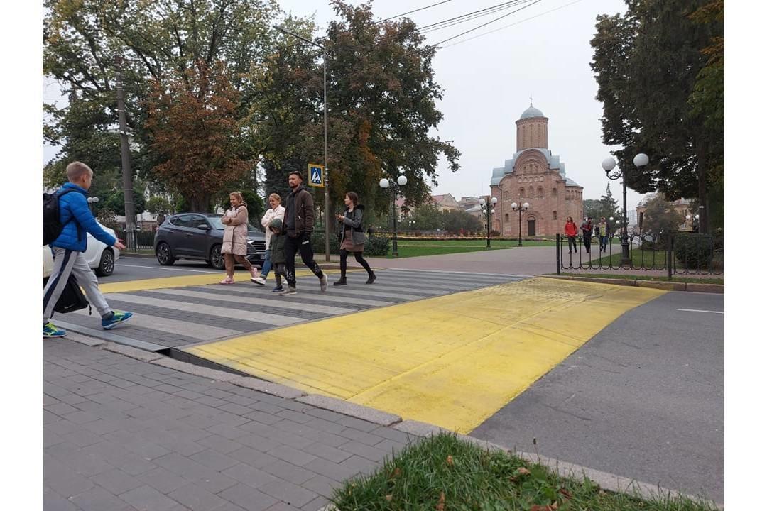 Більше десяти підвищених переходів обіцяють побудувати в Чернігові, фото-5