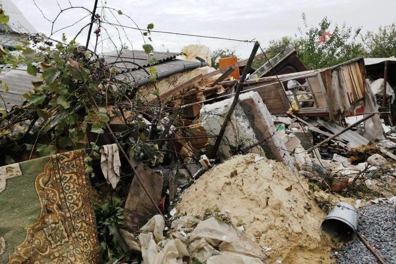 У Чернігові вибухнув приватний будинок: постраждала дитина (ФОТО), фото-3