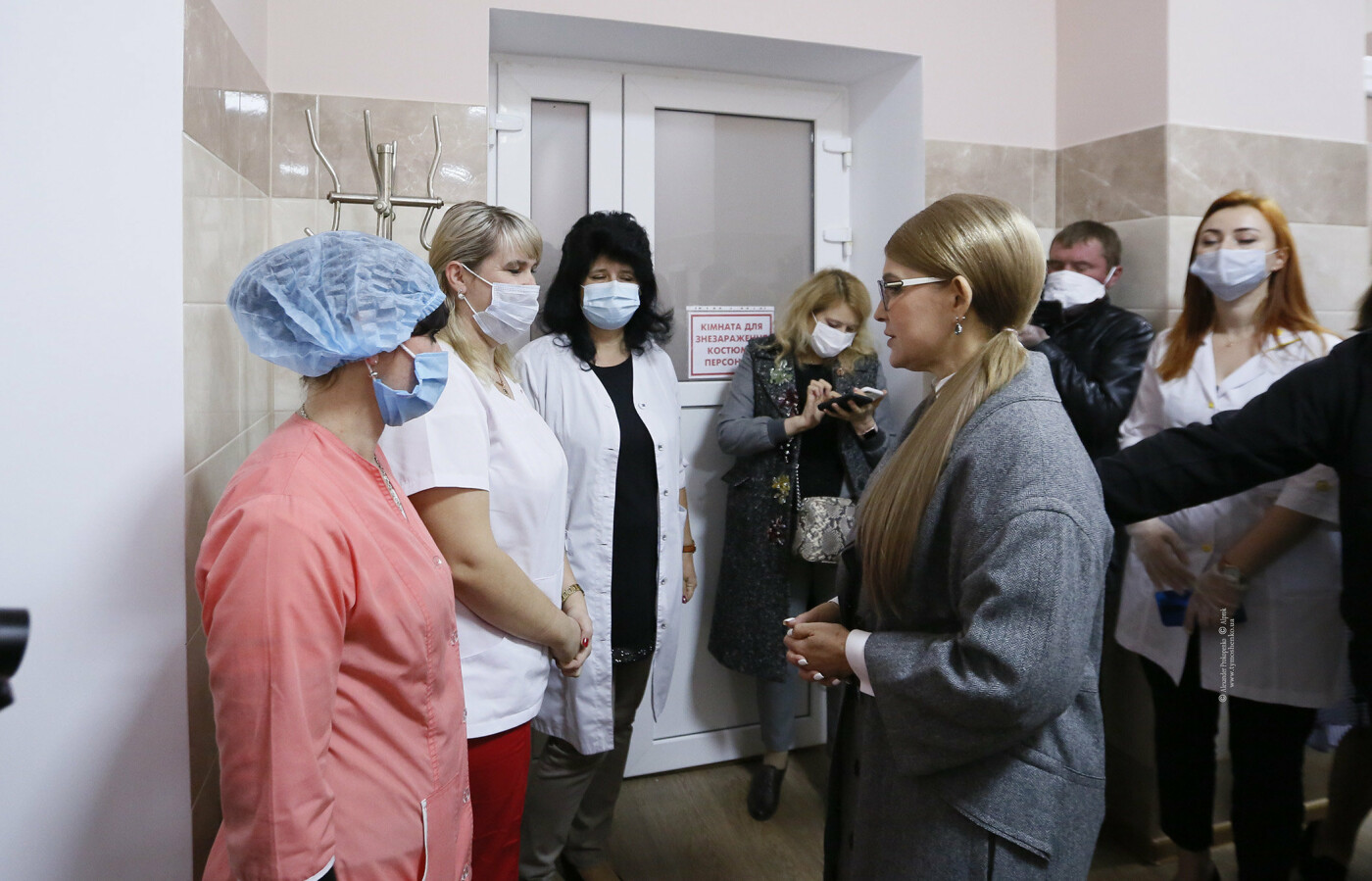 Юлія Тимошенко: «Українські науковці готові розробляти вакцину від коронавірусу, але не мають належного фінансування», фото-1