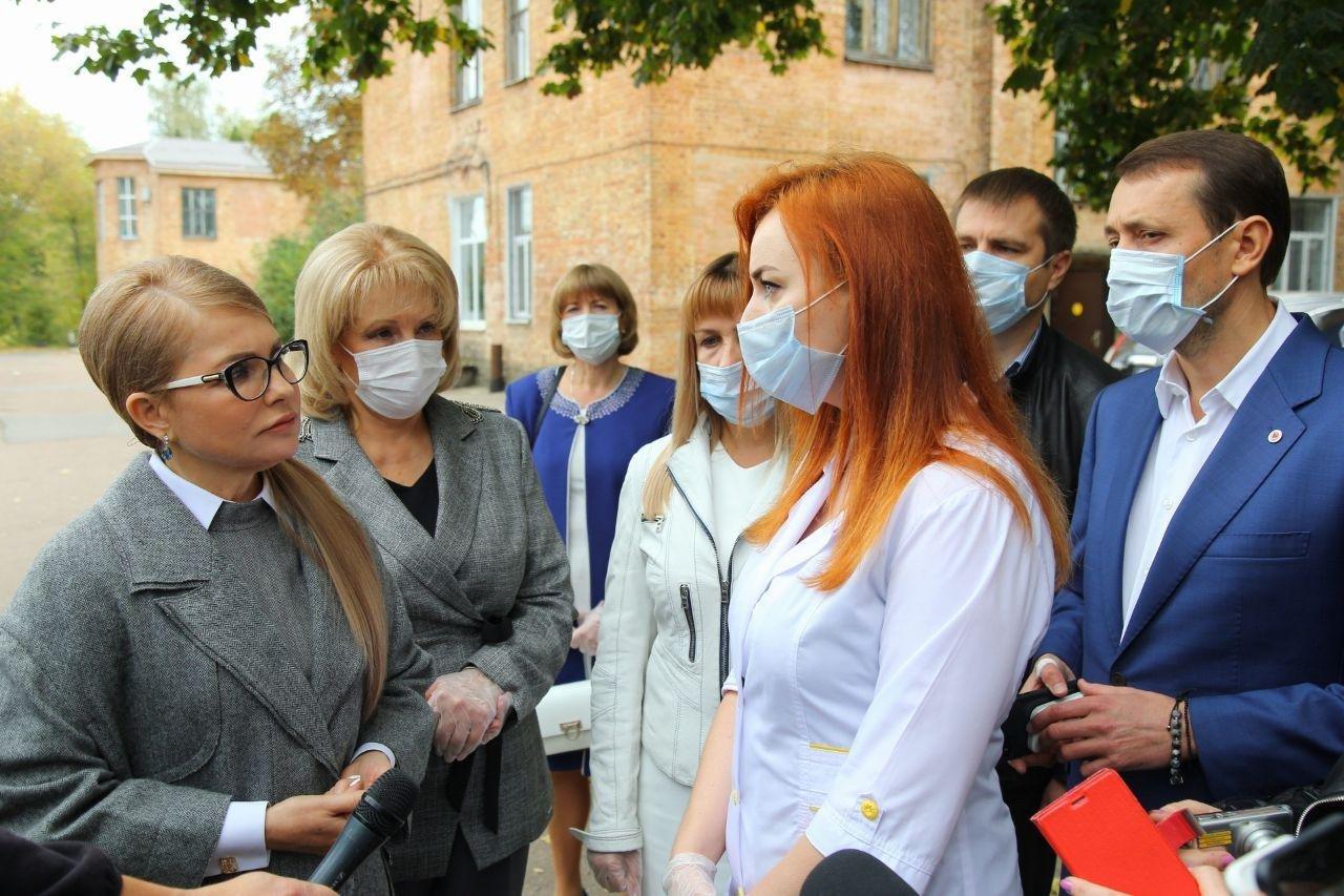 Юлія Тимошенко: «Українські науковці готові розробляти вакцину від коронавірусу, але не мають належного фінансування», фото-3