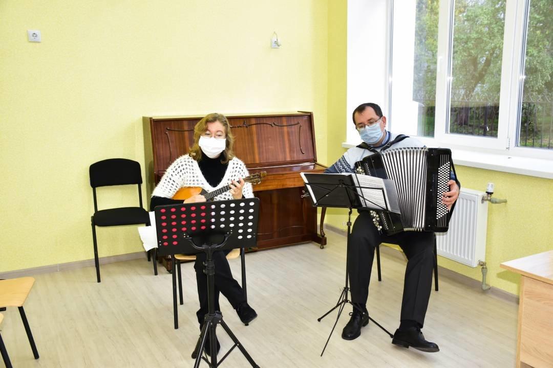 У Чернігові добудували та відкрили для учнів новий корпус музичної школи №1 імені Вільконського, фото-7