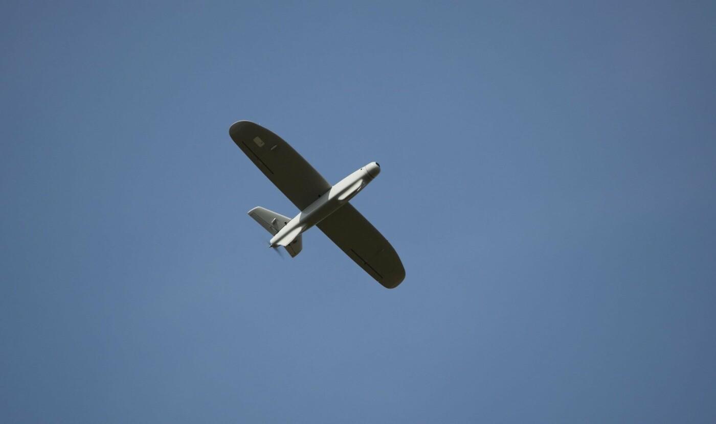 У небі над Чернігівщиною випробовували новий український безпілотник «Лелека-100», фото-3