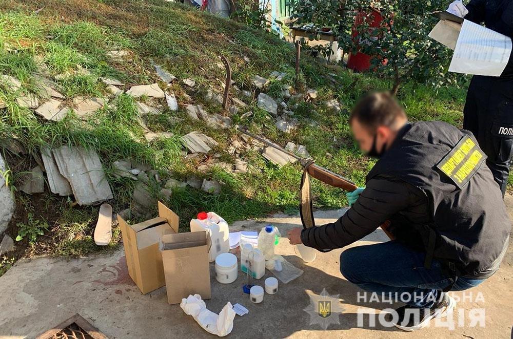 Сімейна нарколабораторія: чернігівські поліцейські викрили братів-виробників наркотиків, фото-2