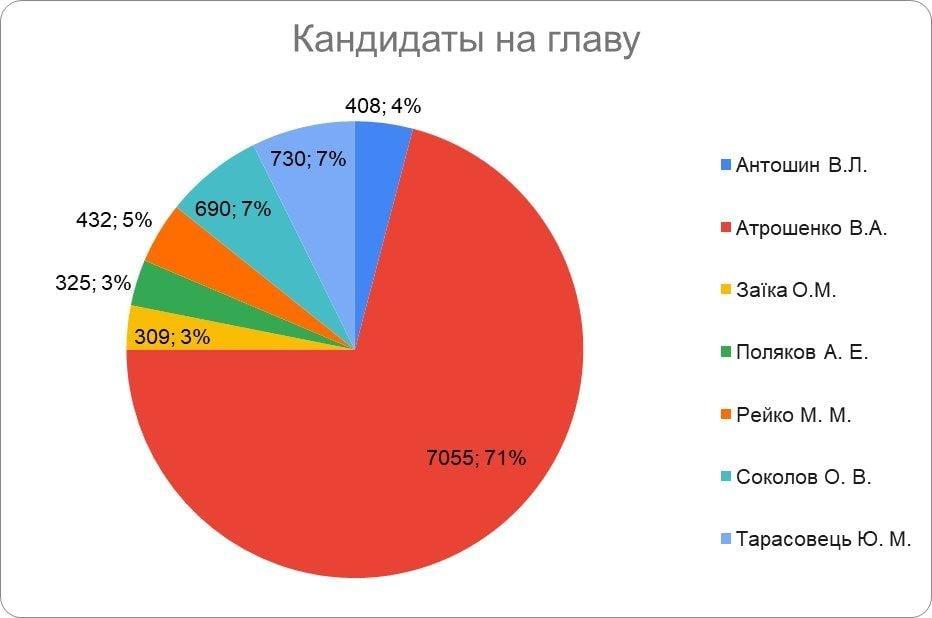 """Цифри відрізняються: за екзит-полом від """"Нашого Краю"""" до Чернігівської міськради проходять 5 партій, фото-1"""