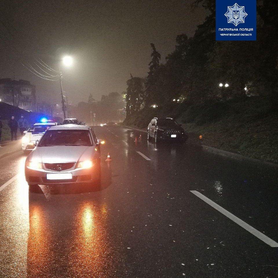 Алкогольні аварії: у Чернігові спіймали кілька водіїв напідпитку, фото-1