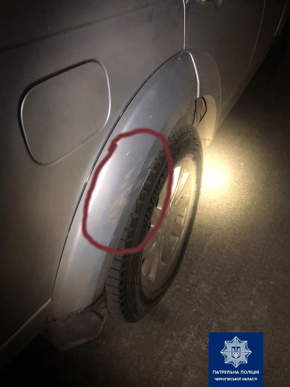 Водій без права керування влаштував ДТП у Чернігові: поліція розшукала порушника, фото-2