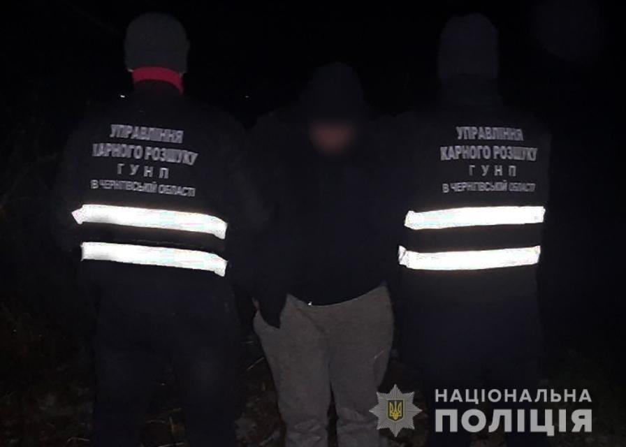 Розбій у чернігівському гуртожитку: поліція затримала нападників, фото-3
