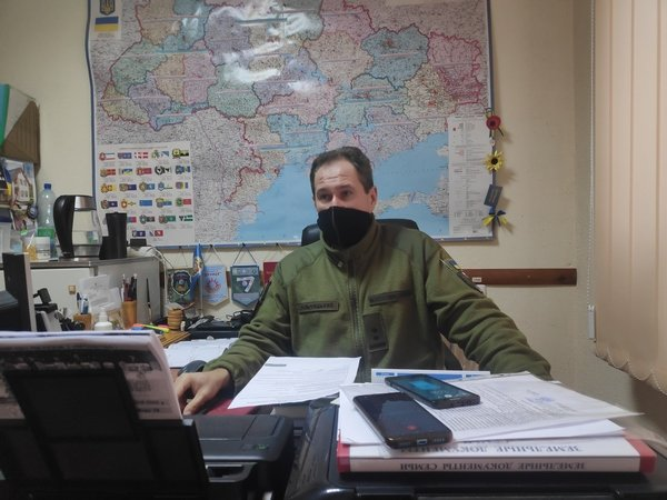 Жінка-підполковник звинуватила керівника чернігівського військкомату в сексуальних домаганнях , фото-1