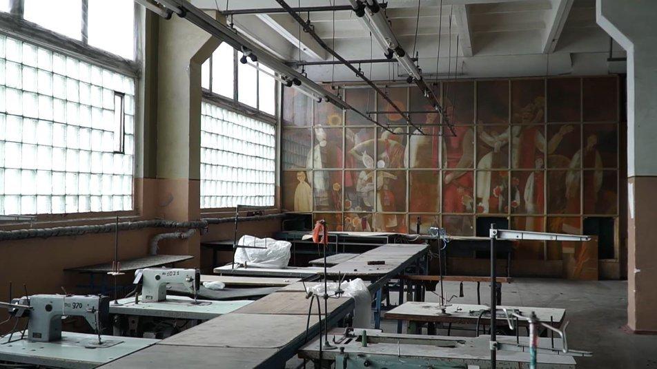 Із жіночої колонії до музею: в Чернігові хочуть демонтувати та перенести мозаїку, фото-1
