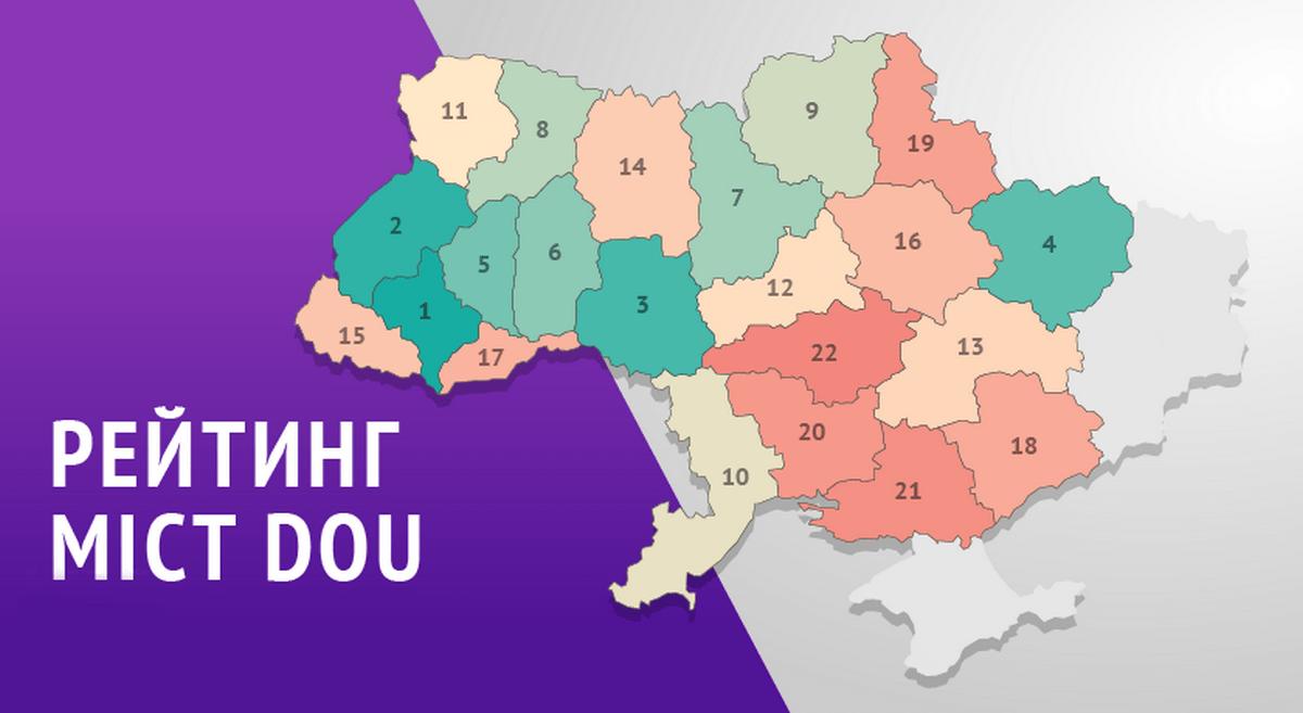 Чернігів – серед найкращих міст в Україні для IT-шників, фото-1