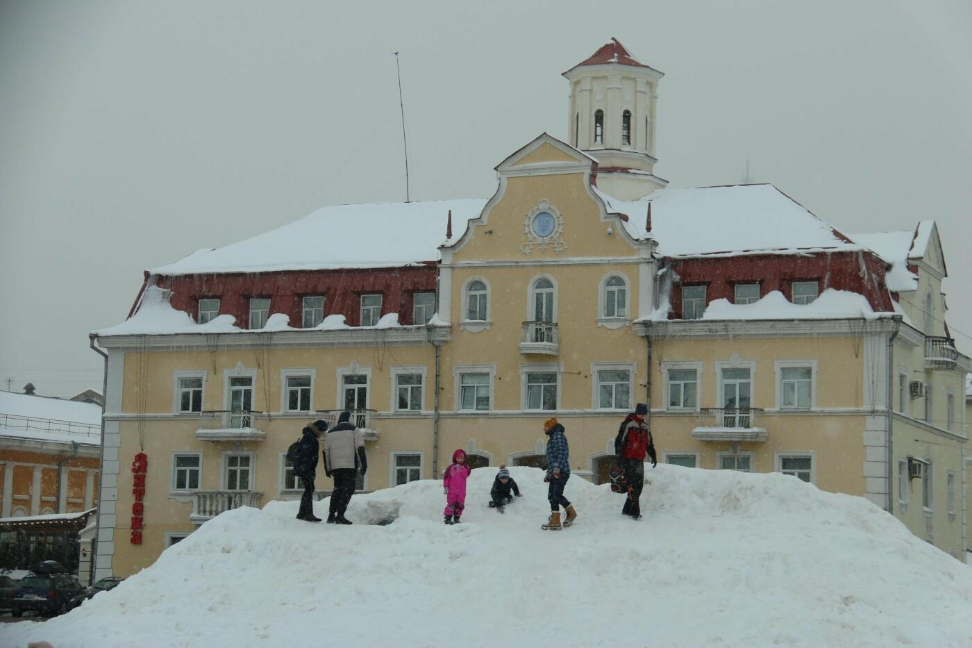 Замело: чи довго сніг лежатиме на вулицях Чернігова?, фото-1