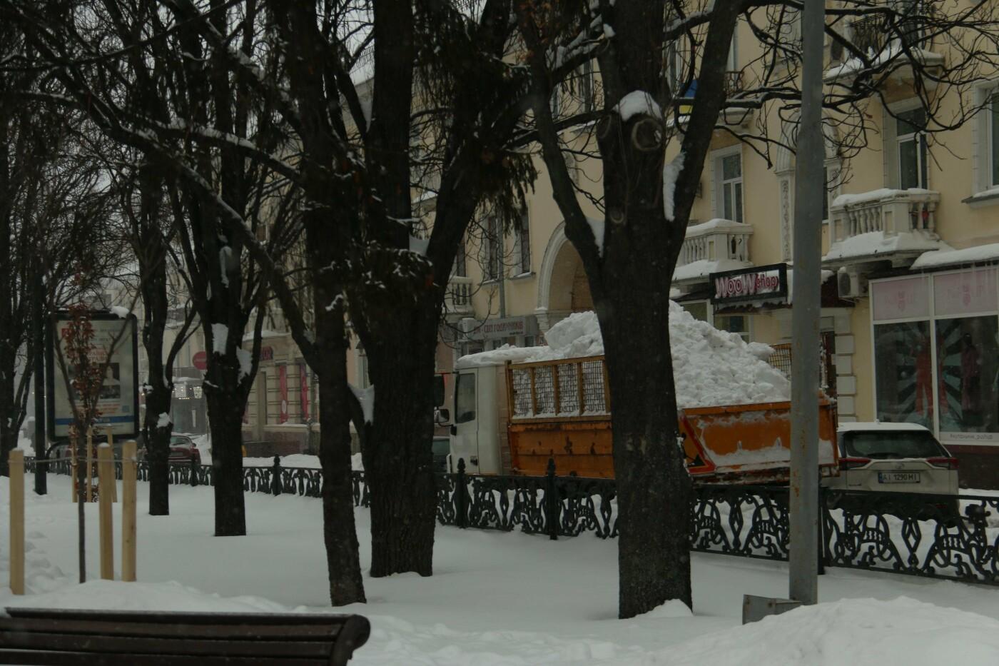 Замело: чи довго сніг лежатиме на вулицях Чернігова?, фото-5
