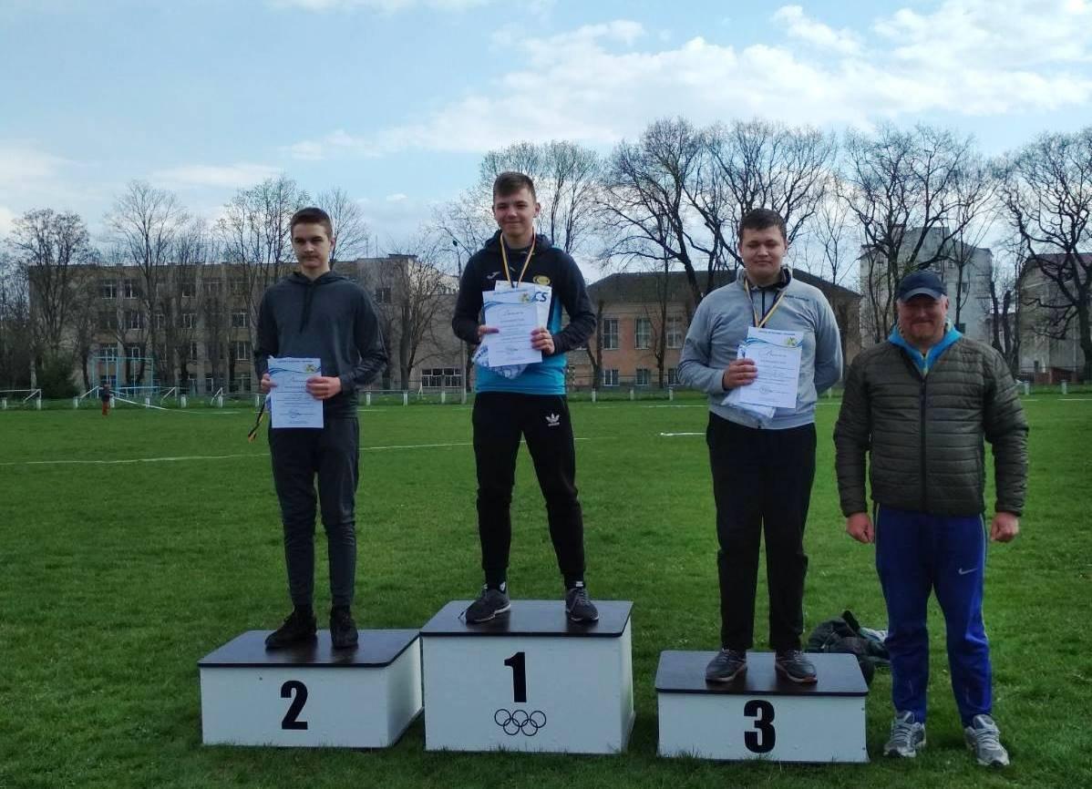 Молоді спортсмени з Чернігова зайняли призові місця на Кубку України, фото-3