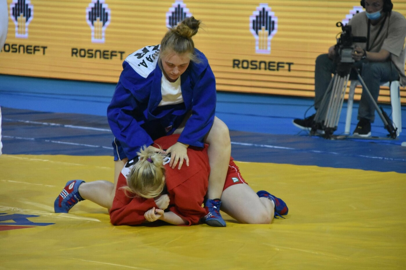 На п'єдестал чемпіонату Європи у Кіпрі зійшли самбістки з Чернігівщини, фото-2