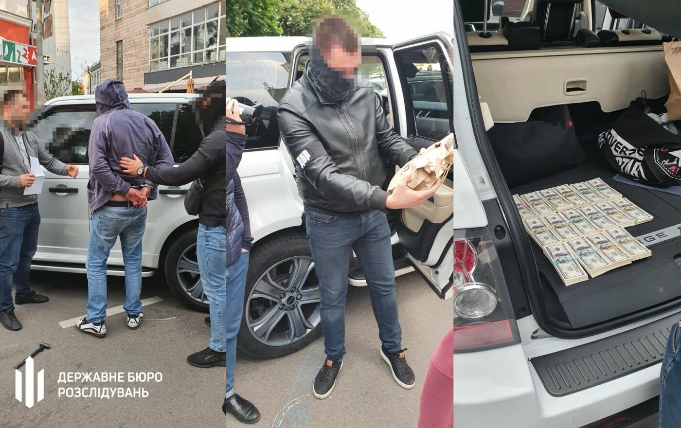 У центрі Чернігова затримали заступника голови ОДА Олександра Савченка: в чому його підозрюють, фото-1